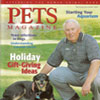consumer Pets magazine design and layout